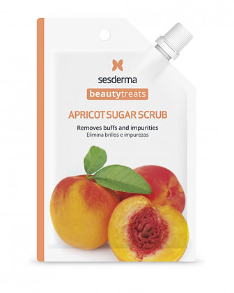 SESDERMA Маска-скраб для лица Apricot sugar scrub mask 25мл