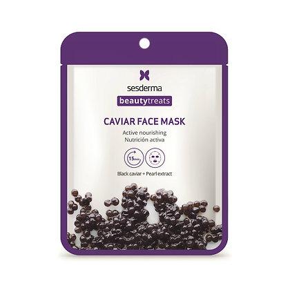 SESDERMA Маска питательная для лица Black caviar face mask