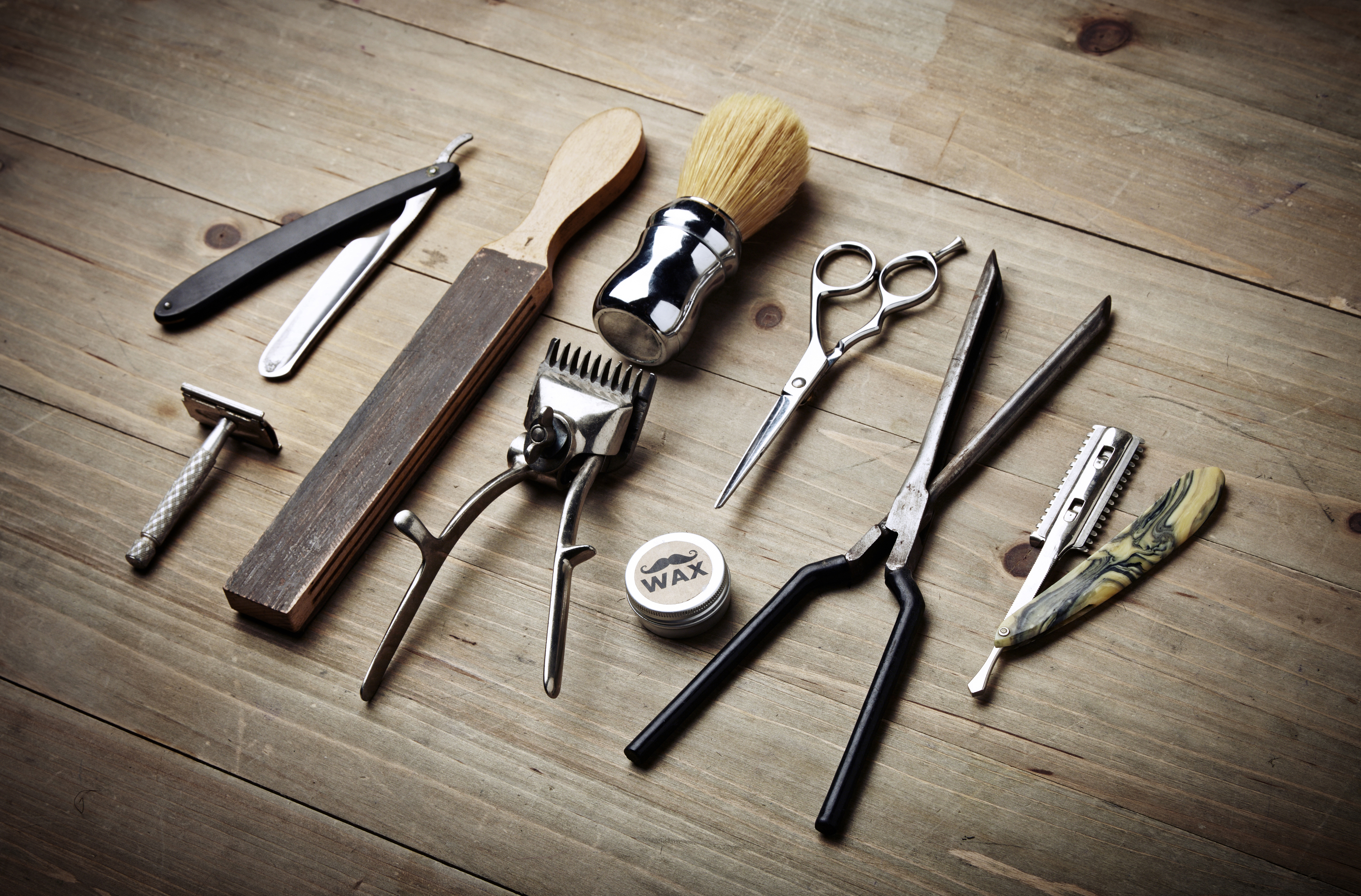 Barber Outils