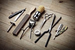 Corte masculino y barbería
