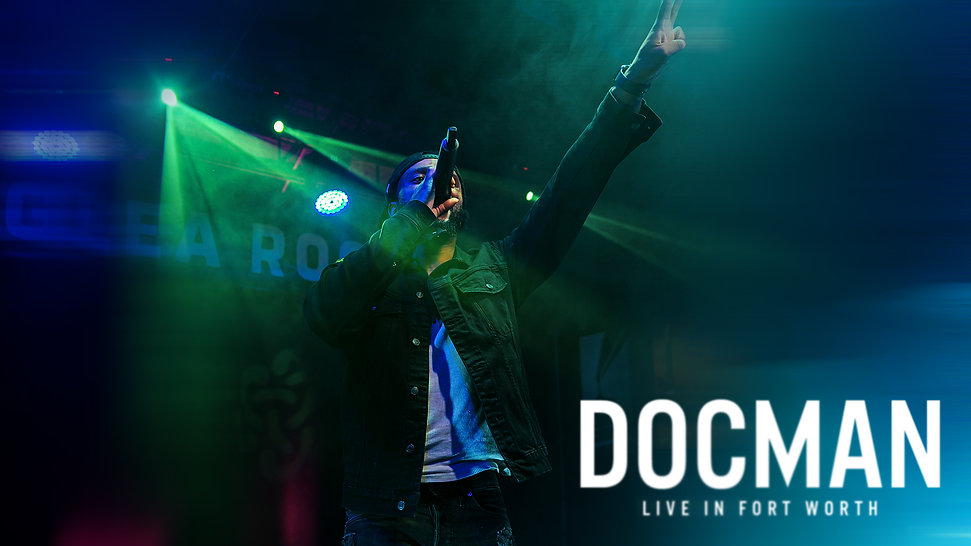 Docman Live in Fort Worth Cover.jpg
