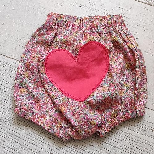 Culotte fiorellini rosa