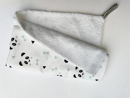 Asciugamano panda