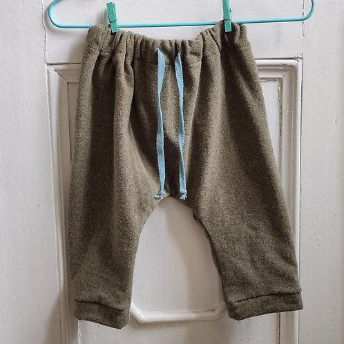 Pantalone verde oliva