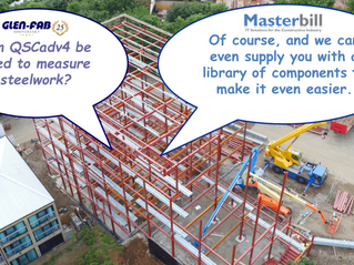 Steelwork Measurement Made Easy!