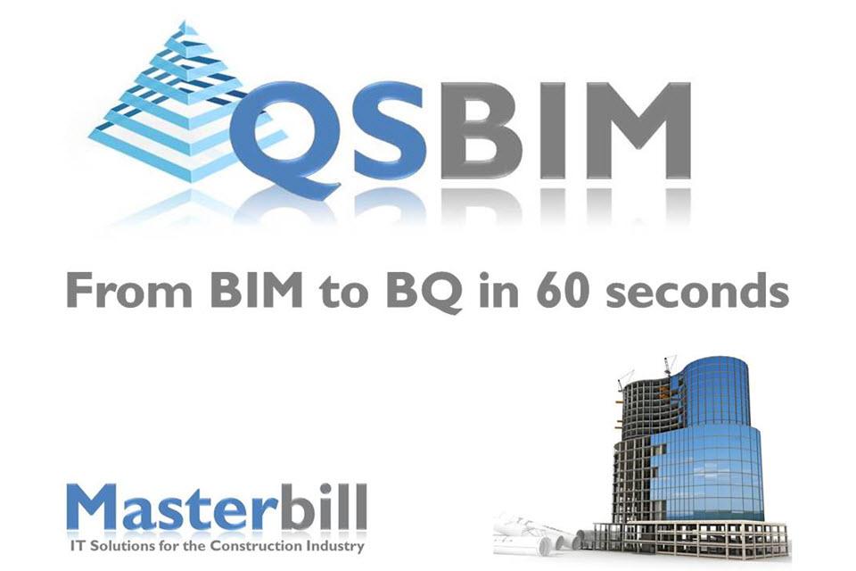 QSBIM From BIM to BQ