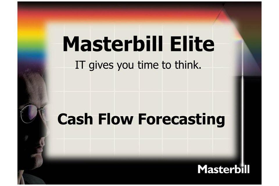 Masterbill Elite Cash Flow