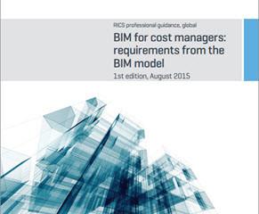 Masterbill provide input to RICS BIM Guidance Note