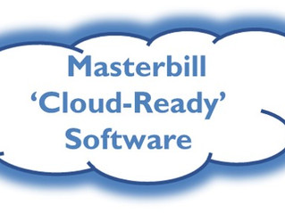Is Masterbill's 'Cloud-Ready' software the answer you have been looking for?