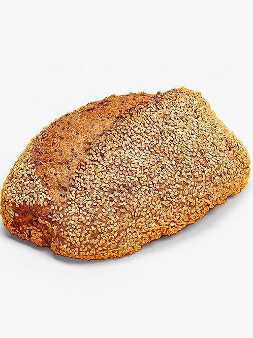 Pain quinoa et sésame