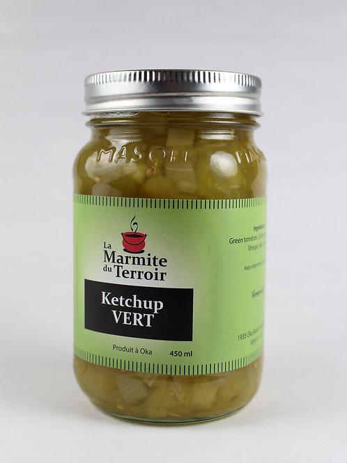 Ketchup vert