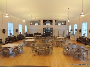 Ballroom with WCS Tables/Chairs
