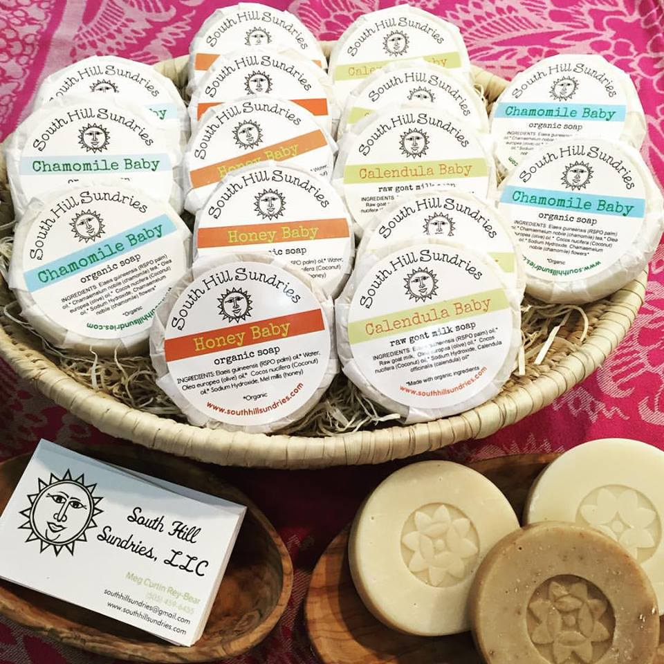 organic baby soaps