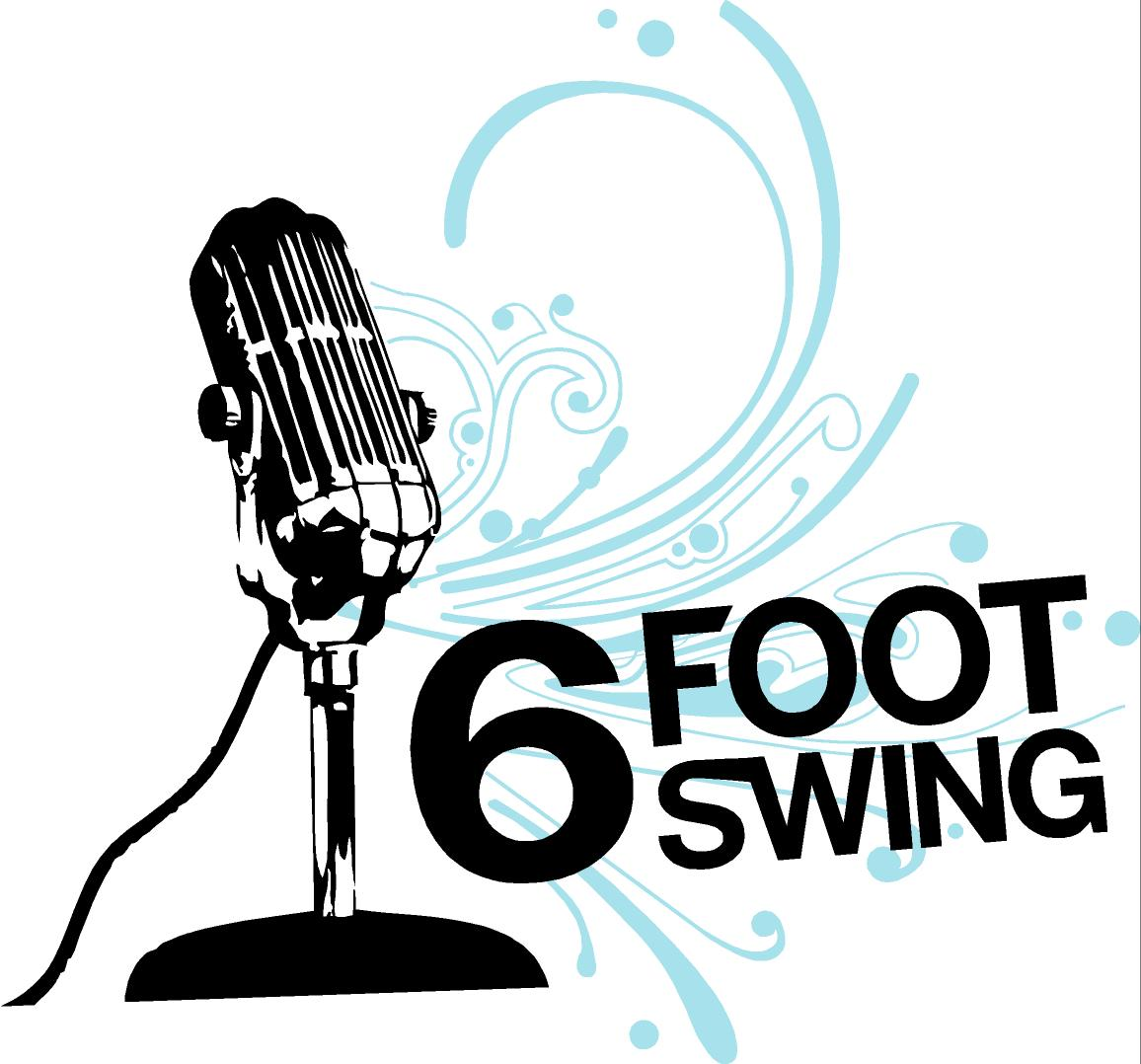 6 Foot Swing Logo