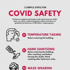 Studio Covid19 Safety