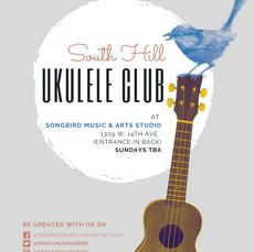 South Hill Ukulele Club