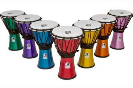 """Toca Freestyle Djembe 7"""" Drums"""