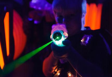 Laser Tag Game
