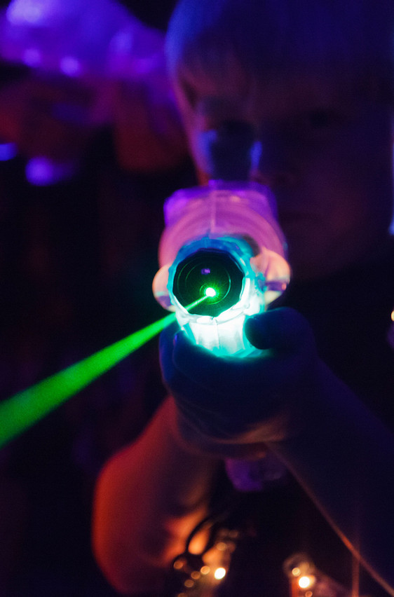Family Laser Tag