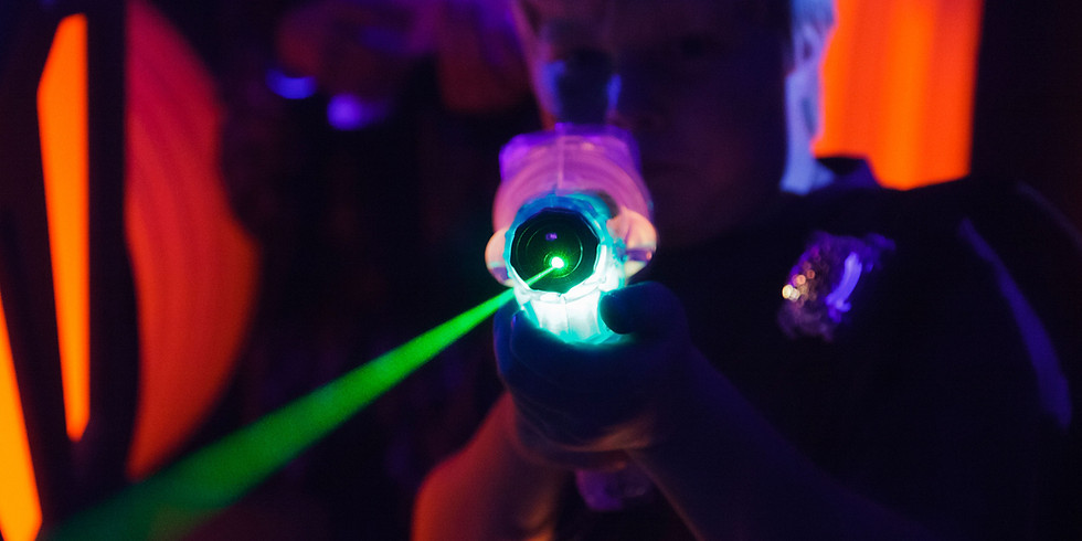 Sports For Kids Laser Tag Party