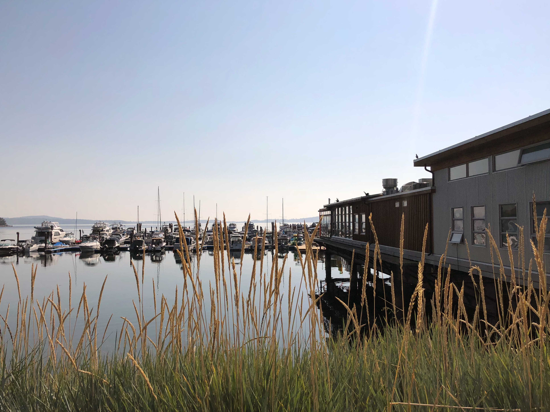 Mill Bay Marina