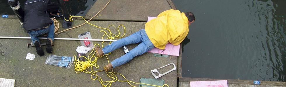 Lying Down on the Job