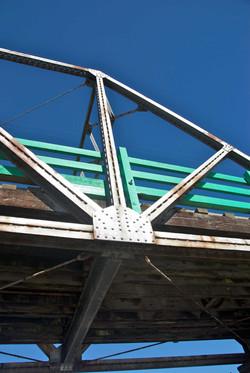 Westham Island Swing Bridge