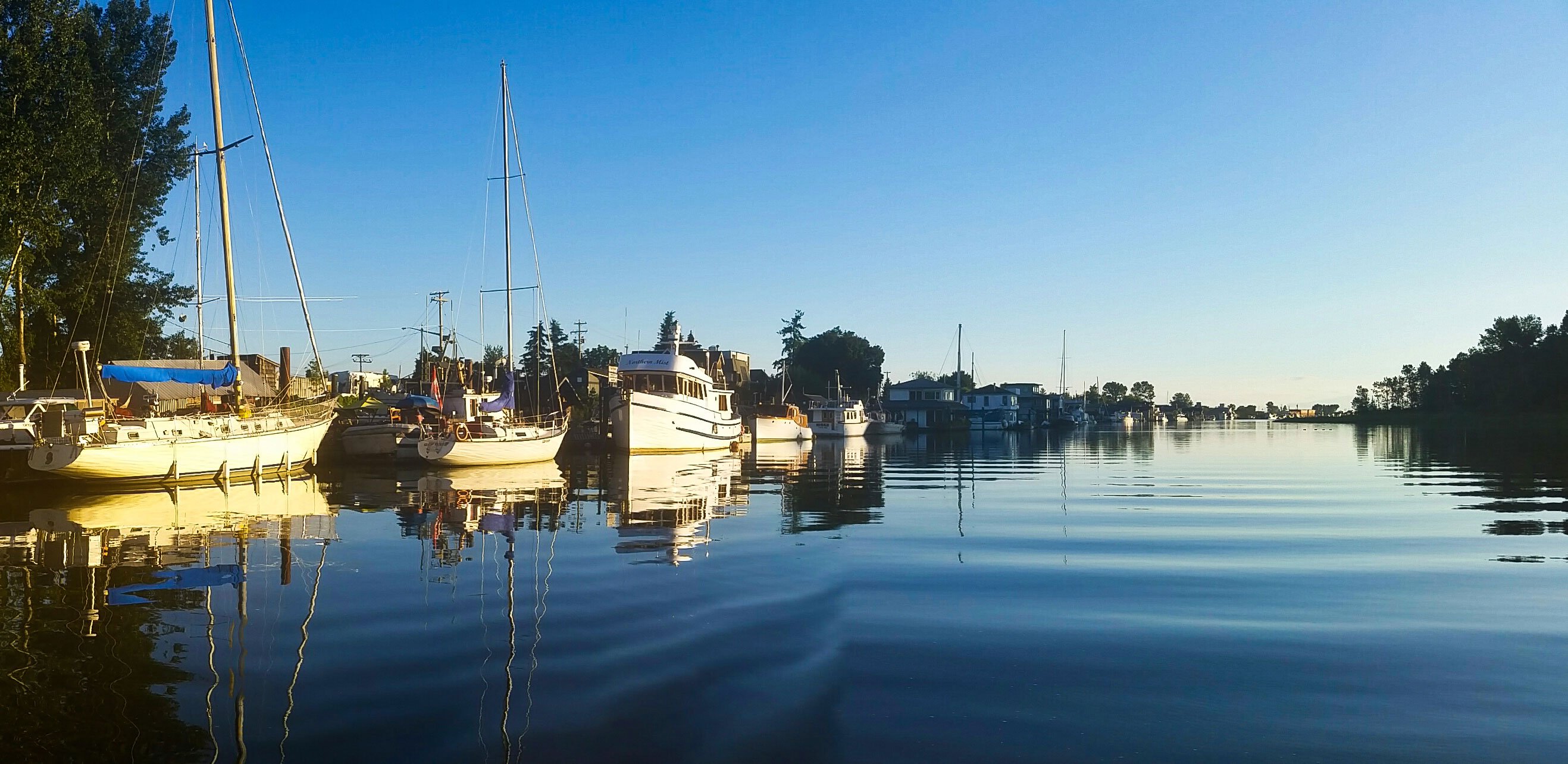 Ladner Pleasure Boats