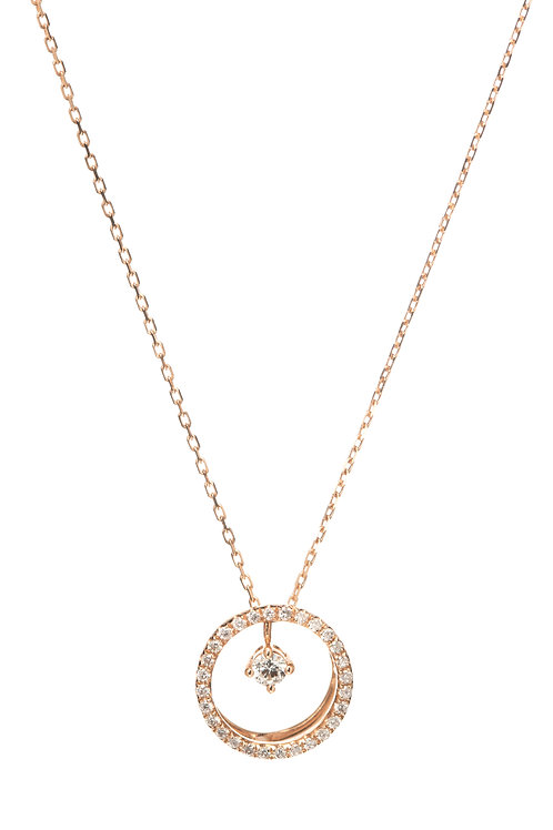 Twinkle Twinkle Diamond Necklace