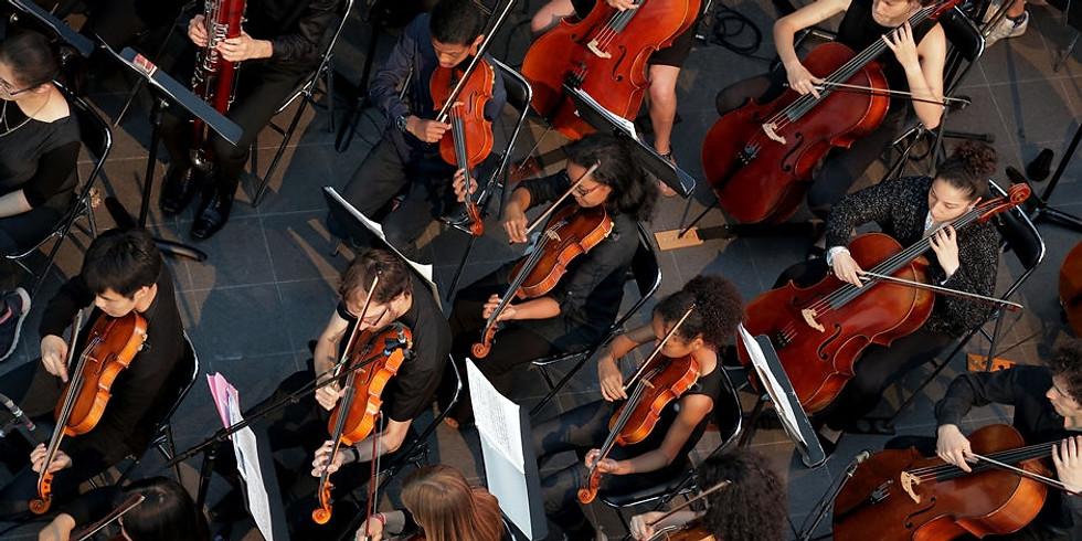 Concert de restitution de l'académie d'orchestre - Jean-Marie Leclair