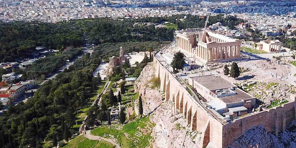 The Parthenon of Athens: Τhe Imprint of Genius, Vision and Politics