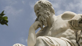 SOCRATES IN THE ANCIENT AGORA I