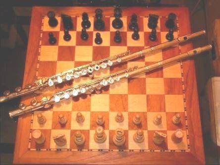 chess flutes