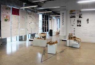 occupy exhibition open