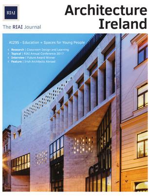 Interview in Architecture Ireland