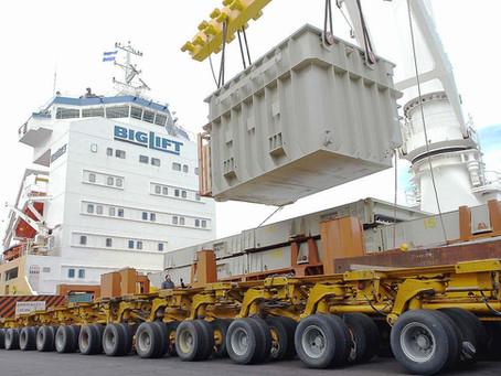 Transporte Internacional /Marítimo, Aéreo y Terrestre.