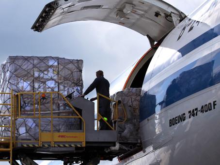 Transporte Internacional Aéreo /Chárter, Consolidado.