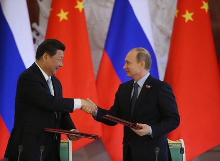 Rusia respalda la postura de China sobre El Comercio Internacional.