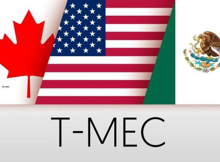 Se encienden motores para impulsar ratificación del T-MEC