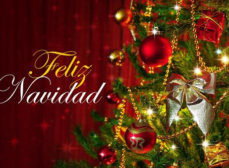 Feliz Navidad  /  Merry Christmas