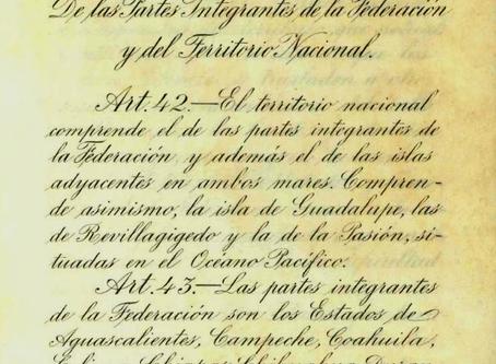 5 DE FEBRERO, ANIVERSARIO DE LA CONSTITUCIÓN POLÍTICA DE LOS ESTADOS UNIDOS MEXICANOS / Parte 3