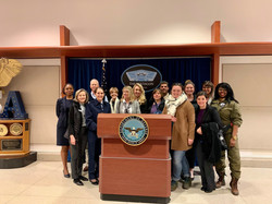 CRC Chapter at Pentagon
