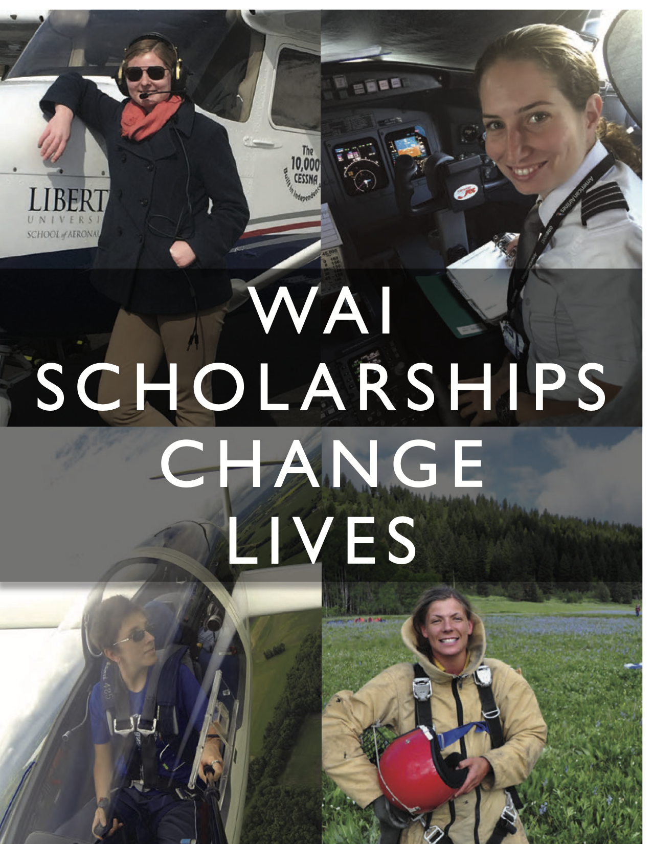WAI Scholarships