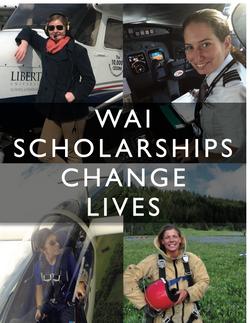 WAI Scholarships