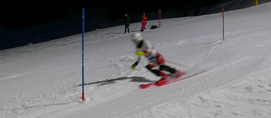 FIS Slalom am Horn mit SCS Beteiligung