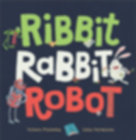 ribbit rabbit robot by victoria mackinla