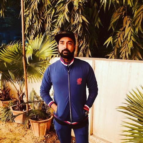 Amit Mishra #3