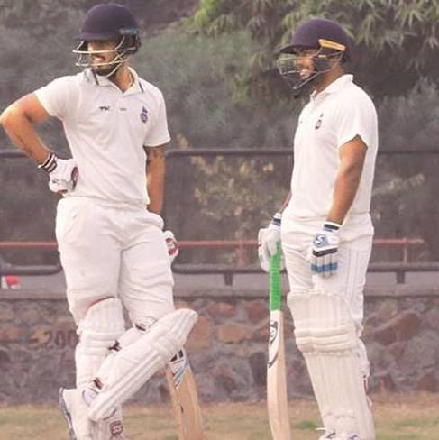 Nitish Rana #17