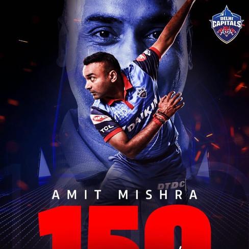 Amit Mishra #27