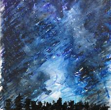 Night Sky, Muskoka